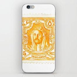 Jordan Stamp iPhone Skin