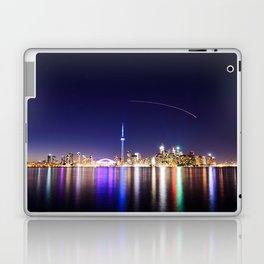 Toronto Vibrant nightscape Laptop & iPad Skin
