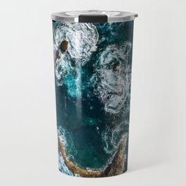 Sea Smile - Ocean Photography Travel Mug