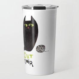 Chat Noir Travel Mug