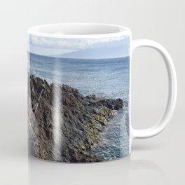 cliff jump Coffee Mug