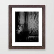 Describe Where You Are_4 Framed Art Print