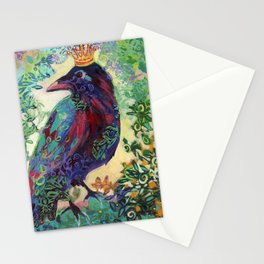 King for a Day Stationery Cards