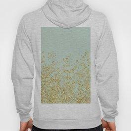 Golden ombre - icy mint Hoody