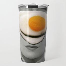 Thank God It's Fried Egg Travel Mug