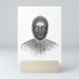 Lupo - from the Ghoul Closet Mini Art Print