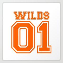 Wilds 01 Art Print