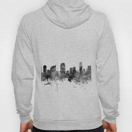 Jersey City New Jersey Skyline Hoody