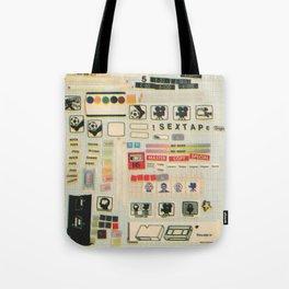 sextape Tote Bag
