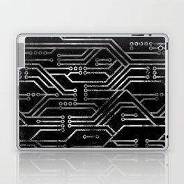 Circuit, tech electronics Laptop & iPad Skin