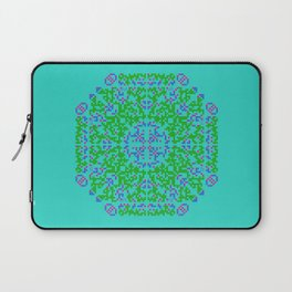 """CA Fantasy """"For Tiffany color"""" series #5 Laptop Sleeve"""