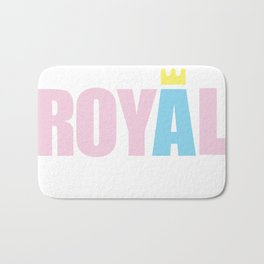 Royal Bath Mat