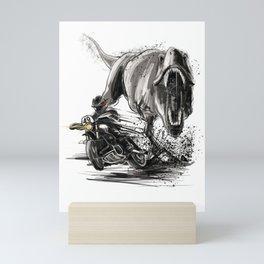 THE BET Mini Art Print