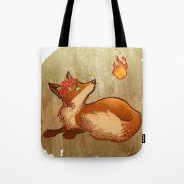 FireFox Tote Bag