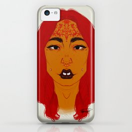 Red 2 iPhone Case