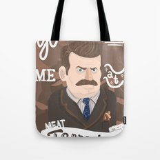 why watch (parks and recreaton) Tote Bag