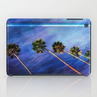 palms iPad Cases featuring Palms by Psocy Shop