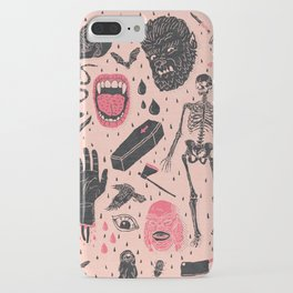 Whole Lotta Horror iPhone Case