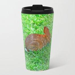 Shy Bunny Travel Mug
