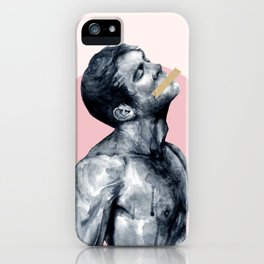 silenced iPhone Case