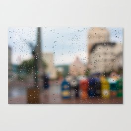 After the Rain in Asheville Canvas Print