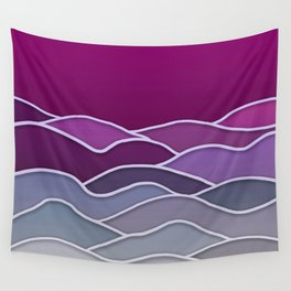 Minimal Landscape 3 Wall Tapestry