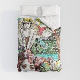 Summer Solstice Comforters