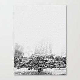 Cityforest Canvas Print