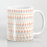 circus Mugs featuring CIRCUS by Kelli Murray