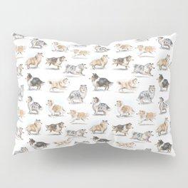 The Rough Collie Pillow Sham