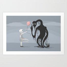 Harmless Art Print