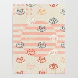 honest eyes Poster
