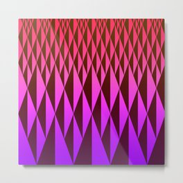 Foreign Wood Metal Print