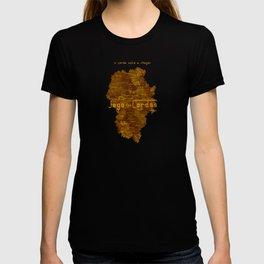 """Vaca - MP: """"Jogo das Cordas"""". T-shirt"""