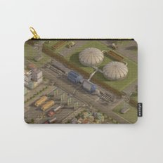 Biogas City Carry-All Pouch