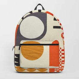 Mid-century no1 Backpack