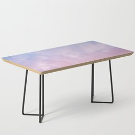 Pastel Sunset Dreams Coffee Table