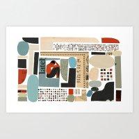 Hoarder Art Print