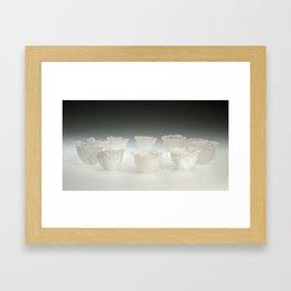 Giving Circle Framed Art Print
