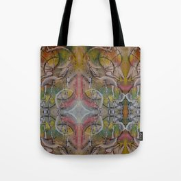 Abstract Passion Art Tote Bag