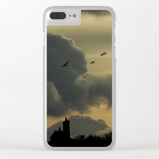 Dark idyll Clear iPhone Case