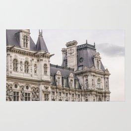Paris Hotel de Ville Rug