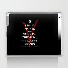 People Shouldn't Be Afraid Laptop & iPad Skin