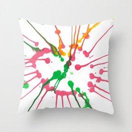Cohesion Acrylic Throw Pillow