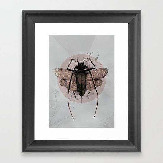 Nightfall 30 Framed Art Print