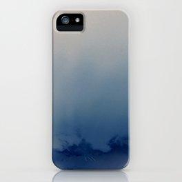 Minnehaha Blue iPhone Case