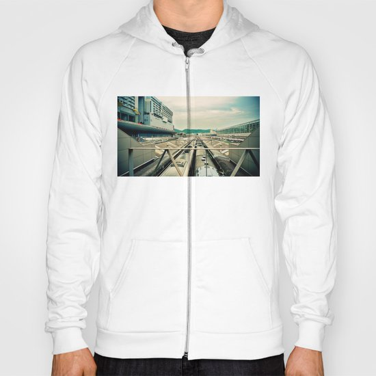 Train station Hoody