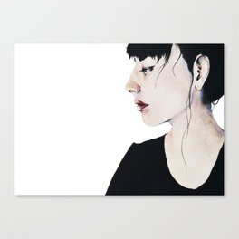 Pierced Canvas Print