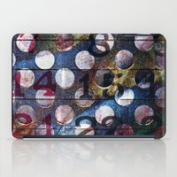 grid iPad Cases featuring Grid by Stephen Linhart