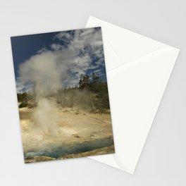 Norris Geyser Basin - Beryl Spring Stationery Cards